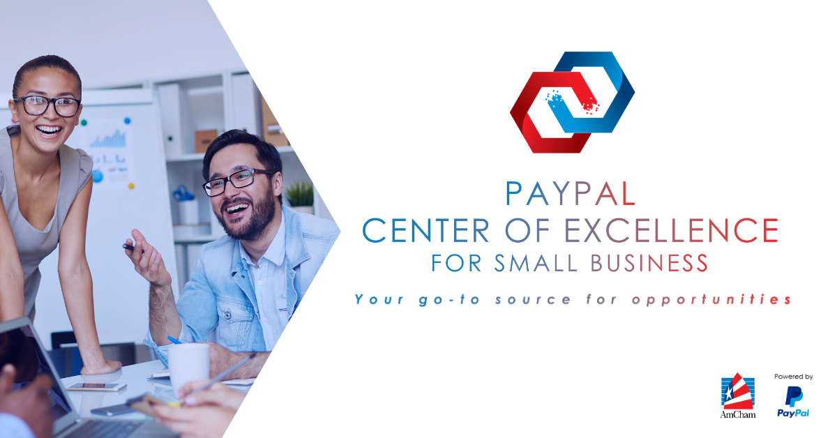 Paypal Center of Excellence for Small Business